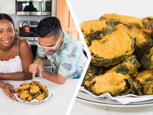 How To Make Trini Rolled Saheena