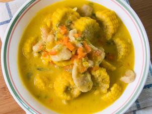 Carnival Corn Soup