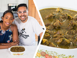 How To Make Trini Curry Goat