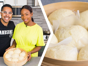 How To Make Trini Pork Pows/Chinese Steamed Buns