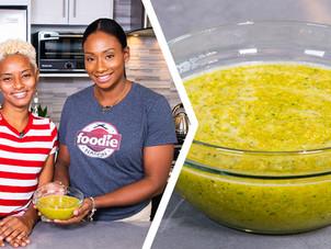 How To Make Trini Mango Pepper Sauce