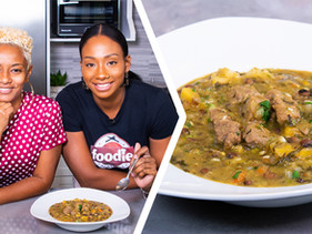 How To Make Trini Beef Soup