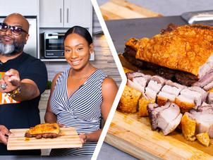 How To Make Crispy Skin Roast Pork