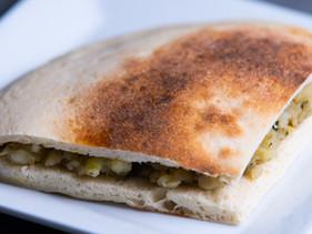 Sada Roti Recipe by Chef Jeremy Lovell