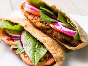 Turkey Burger Pockets Recipe
