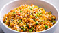 Trini Vegetable Fried Rice Recipe by Chef Jeremy Lovell