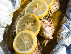 Steamed (Whole) Lionfish Recipe