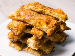 Cheesy Cauli-Sticks Recipe