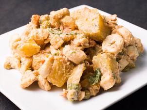 Sweet Potato & Green Fig Salad Recipe