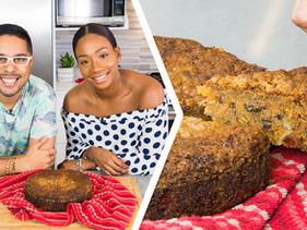 How To Bake A Trini Carrot Cake
