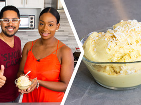 How To Make Trini Coconut Ice Cream