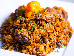 Trini Chicken Pelau Recipe by Chef Jeremy Lovell