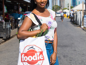 Official Foodie Nation Tote Bag Launch