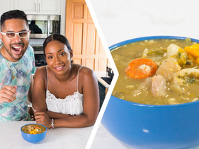 How To Make Trini Cow Heel Soup