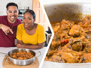 How To Make Trini Stewed Chicken