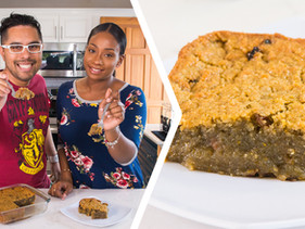 How To Make Trini Cassava Pone