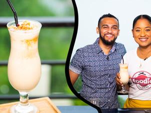 Trini Peanut Punch   Wah Yuh Drinkin?