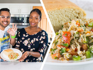How To Make Saltfish Buljol