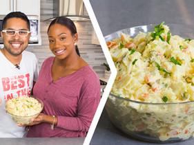 How To Make Trini Potato Salad