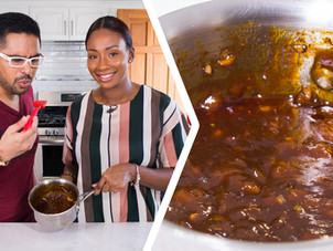 How To Make Pineapple Barbecue Sauce