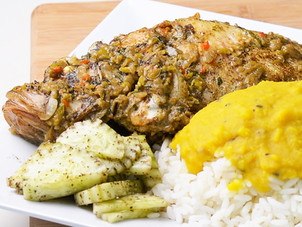 Curry Lionfish Recipe