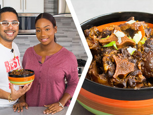 How To Make Trini Stew Oxtail