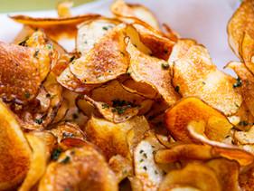 Potato Chips Recipe by Chef Jeremy Lovell