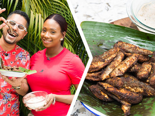 "How To Make Trini ""Fry Dry"" Fish"