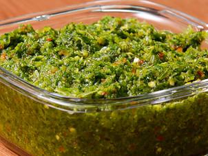 Trini Green Seasoning Recipe