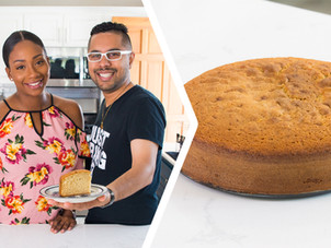 How To Make Trini Sponge Cake