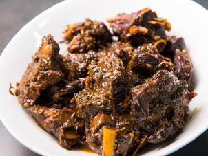 Trinbagonian Stewed Turkey Legs Recipe