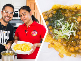 How To Make Trini Doubles
