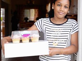 11-Year-Old Cupcake Entrepreneur