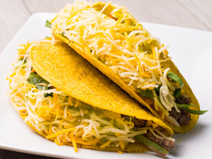Turkey Tortilla Tacos Recipe