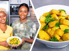 How To Make Garlic Butter Yams