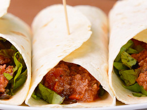 Corned Beef Wrap Recipe