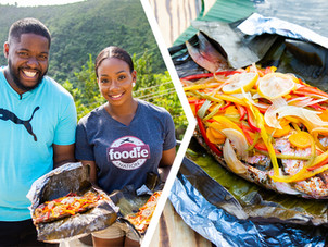 How To Make Trini Roast Fish
