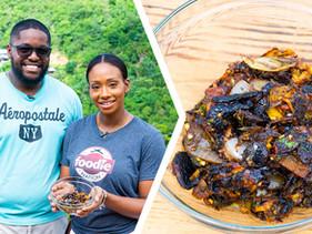 How To Make Trini Roast Pepper Chutney