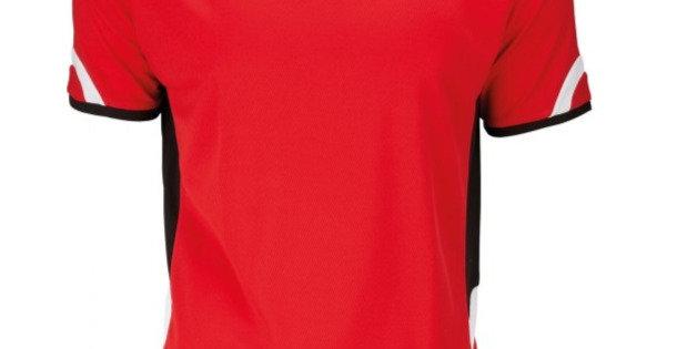 Camiseta Function Unisex (Rojo)