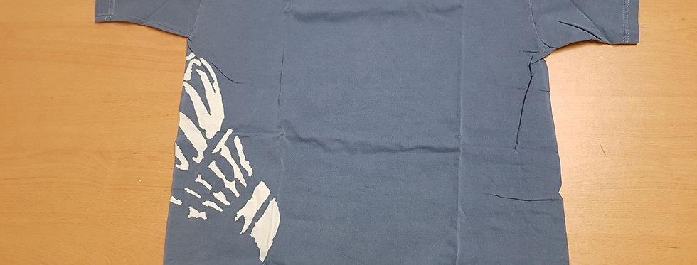 Camiseta Gris (A) Algodón