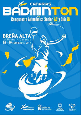 Campeonato de Canarias Sub-19 y Senior Badminton