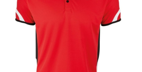 Polo Function Unisex (Rojo)