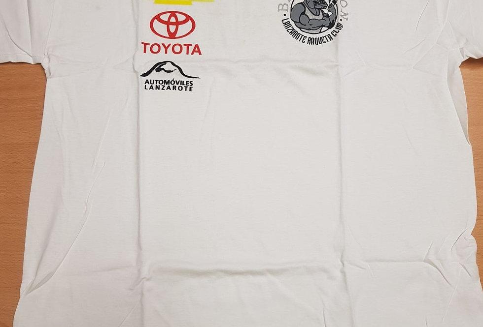 Camiseta Blanca Algodón
