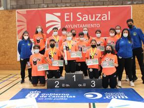 Campeonato de Canarias 2021 Sub 15 y Sub 17