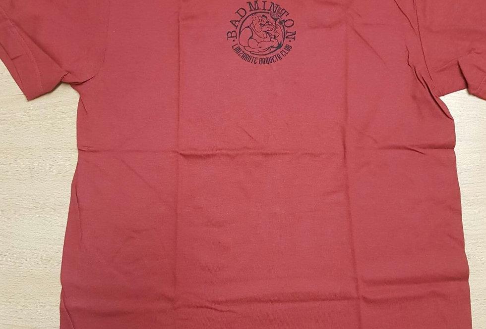 Camiseta Roja (A) Algodón