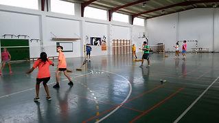 Escuelas municipales Badminton Lanzarote