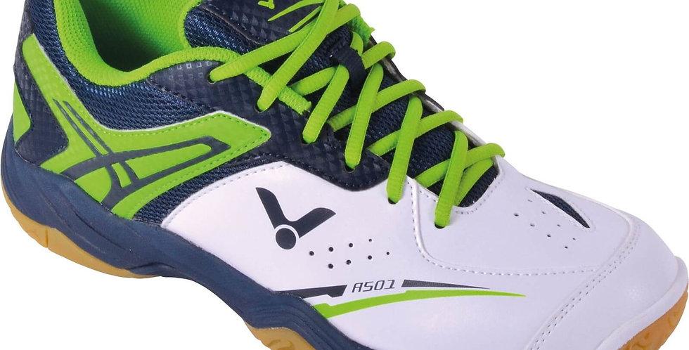 Zapatillas A501 Verde/blanco