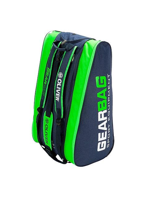 Raquetero Gear Bag - Verde