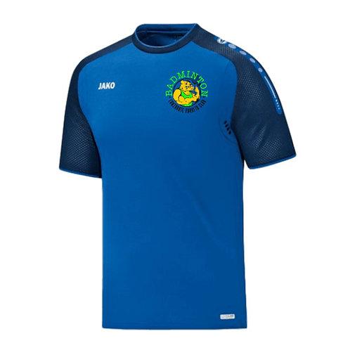 Camiseta Oficial - Royal