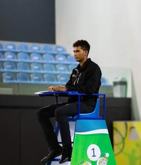 Oliver Gausmann designado para el Spanish Parabadminton International 2021